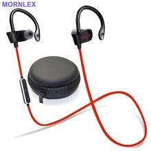 Wireless headphones bluetooth earphone waterproof stereo handsfree headset headphone with microphone for mobile phone kulakl k