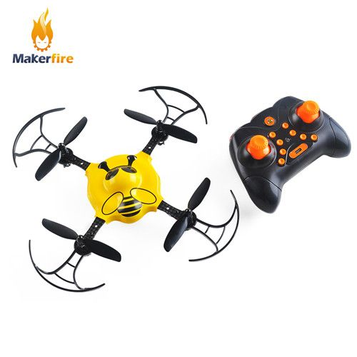 Makerfire LiteBee MINI Crazepony four axis Programmable font b drone b font quadcopter for kids educational