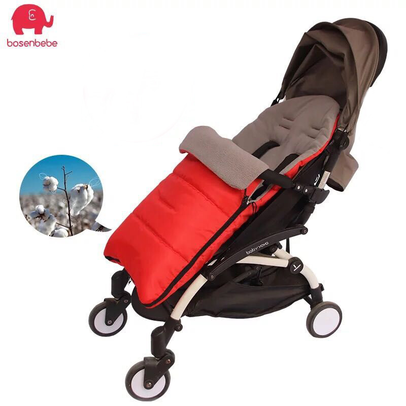 Mother & Kids Baby Windproof Sleeping Bag 0-36m Baby Stroller Universel Sleep Sacks Newborn Foot Cover Winter Wrap Sleep Sacks Fine Craftsmanship Activity & Gear