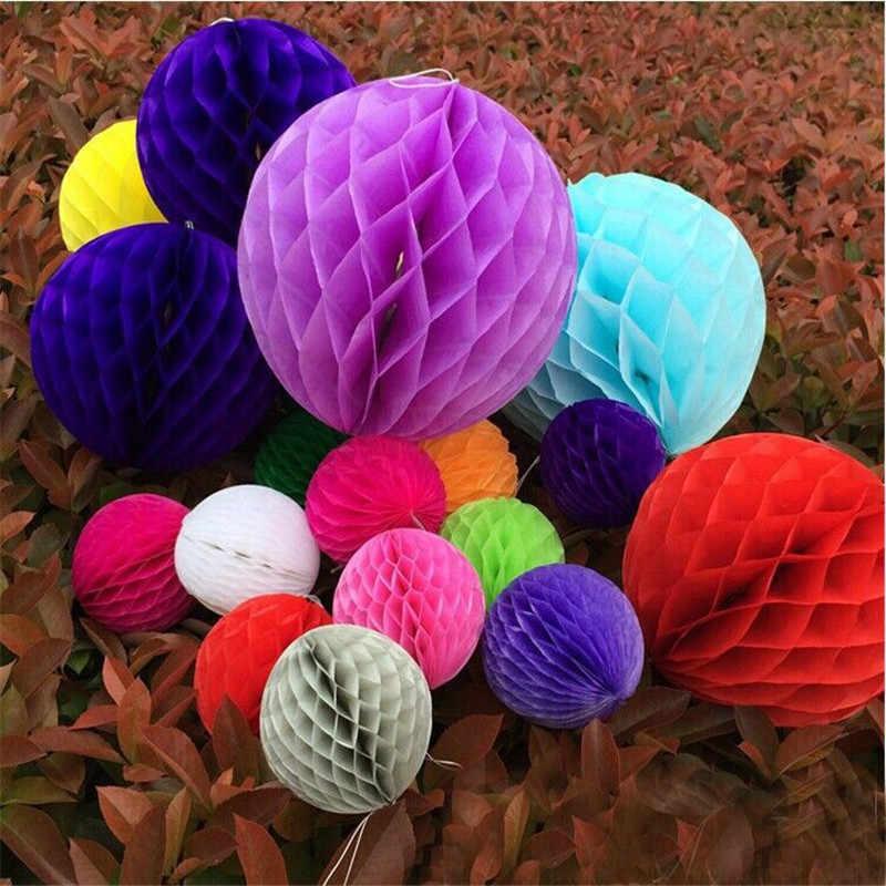 """Khuyến mãi Trang Trí Đám Cưới DIY 10 """"(25 cm) Bridal Baby Shower Vòng Hoa Sinh Nhật Tissue Trang Trí Giấy Pom Poms Flowers Balls #"""