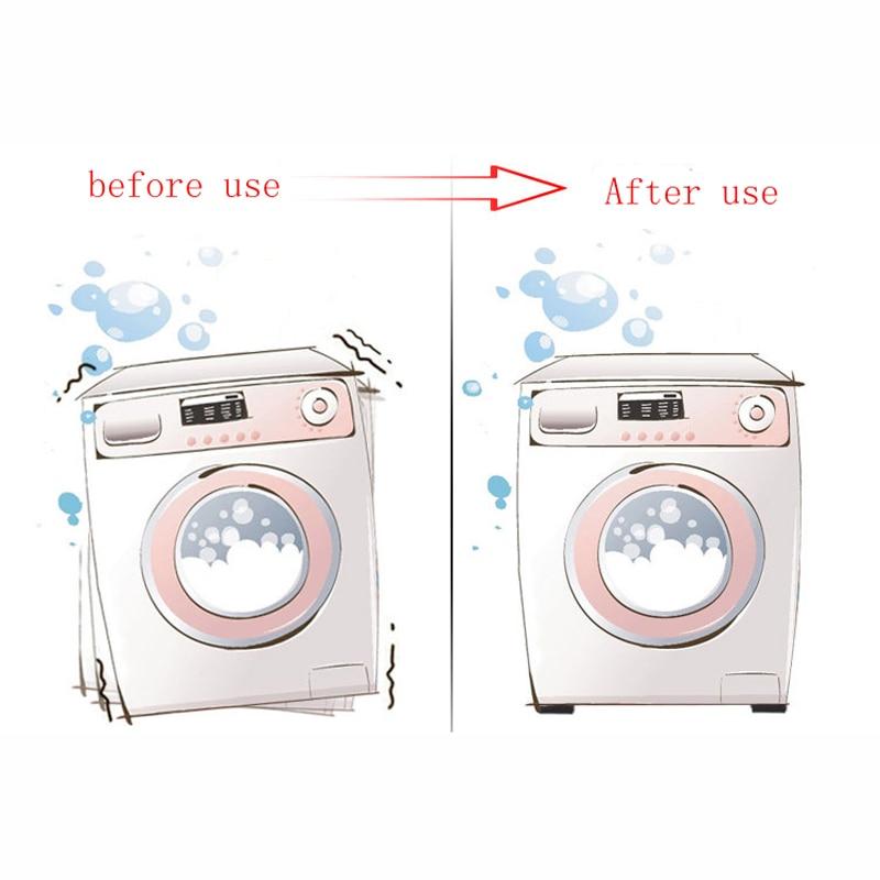 1 Satz Multifunktionale Kühlschrank Anti-vibration Pad Matte Für - Haushaltswaren - Foto 2
