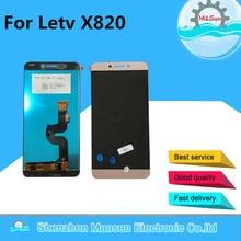 """5.7 """"orijinal M & Sen Letv Le Max 2 için X820 X821 X822 X823 X829 LCD ekran + dokunmatik Panel sayısallaştırıcı Letv X820 meclisi"""