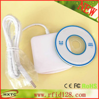 USB EMV Contact Smart IC Chip Card Reader Writer Software For Access Control ACR38U I1