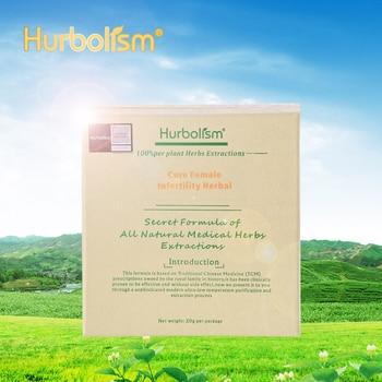 Hurbolism New Update Herbal Powder for Cure Female Infertility, Enhance Uterus Vitality, Help Ovulation,Enhance Ovary Functions