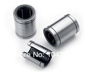 LM50UU Linear Bearings 50mm Linear Ball Bearing Bush Bushing free shipping lm50uu linear bushing 50mm cnc linear bearings