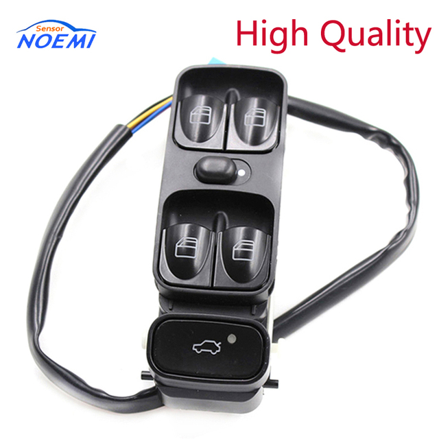 YAOPEI A2098203410 Power Control Window Switch For Mercedes C Class W203 C180 C200 C220 A2038200110 A2038210679 A2098203410