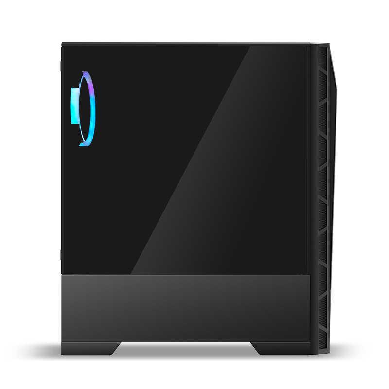 كمبيوتر ألعاب سطح المكتب إنتل P18 i5 9400F GTX1650 4G ترقية إلى GTX1060 3G/1T + 120G SSD/8G DDR4 RAM تجميع الألعاب الكمبيوتر