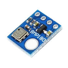 Elecrow GY-68 BMP180 Barometer Druck/Temperatur/Höhe Sensor BMP085 Sensor Board Modul für Arduino DIY Kit Elektronik