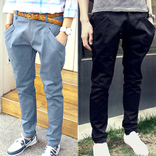 Blue khaki pants for men online shopping-the world largest blue ...