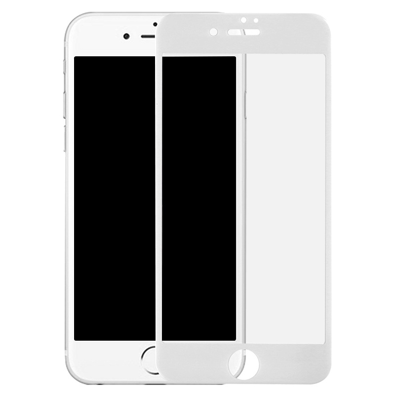 for iPhone 7 4.7 inch Tempered Glass <font><b>BENKS</b></font> <font><b>Magic</b></font> <font><b>OKR</b></font>+<font><b>PRO</b></font> <font><b>Anti-peep</b></font> 3D <font><b>Curved</b></font> <font><b>Full</b></font> Size Tempered Glass Screen Film for iPhone 7