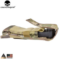 EMERSONGEAR Single Magazine Pouch Air Mag Military Army Utility Pouch CP Style Flap Tactical Hunting Accessories