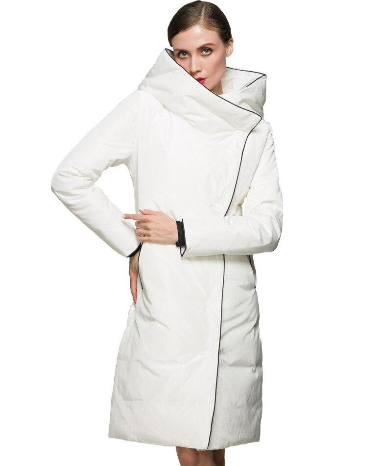 royalblue Haut Vestes Vêtements Épaississement Manteau Taille Femmes Mode Black Européenne Lâche Le white 80588 Bas Femme Gamme De Grande D'hiver Vers Long 2017 q1zwXgz