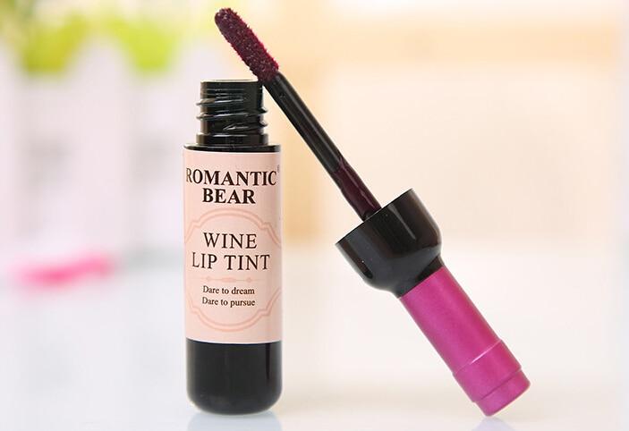 Kozmetikë për qëndrim të gjatë Lipgloss Kozmetikë Roamntic Bear - Grim