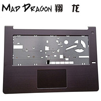 MAD DRAGON Brand Laptop new Palmrest Touchpad Assembly For Dell VOSTRO 14 5459 V5459 Touchpad Palmrest C shell 0FHN12 FHN12