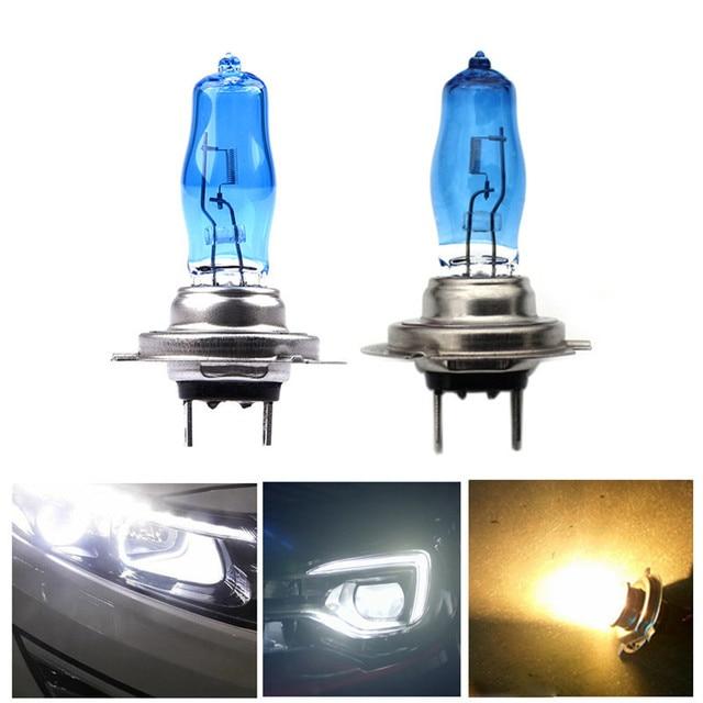 2pcs h7 high quality auto car headlights xenon 55w 100w. Black Bedroom Furniture Sets. Home Design Ideas