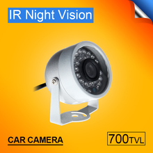 free shipping gision car bus camera,zx-835 metal waterproof ir night vision ccd camera,cheap price security monitor camera