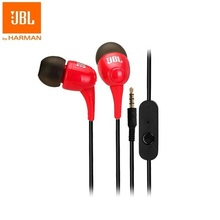 Buy New Original JBL C100SI Fashion Bass Stereo Earphone For Android IOS mobile phones in ear Earbuds Headsets With Mic Earphones