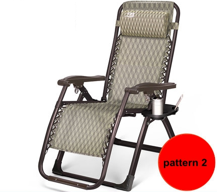 Modern Rocking Comfortable Nets Chair For Fat Man/Woman High Grade Cotton  Pad/folding Bed On The Couch/bed/folding Chairs In Office Chairs From  Furniture On ...