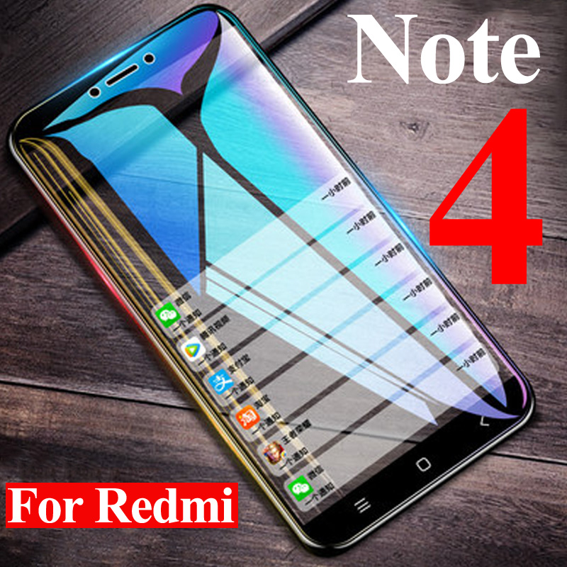Protective-Glass Xiaomei Tempered-Note4 Redme Screen-Protector For Ksiomi 4x On X4 Note4x/Redme/Armor-sheet