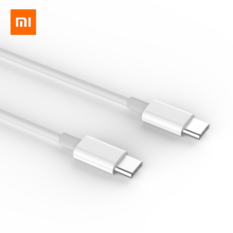 Original For xiaomi notebook usb c to usb c cable PD <font><b>100W</b></font> 5A <font><b>charger</b></font> for macbook usb type c cable <font><b>Fast</b></font> charging data for Samsung image