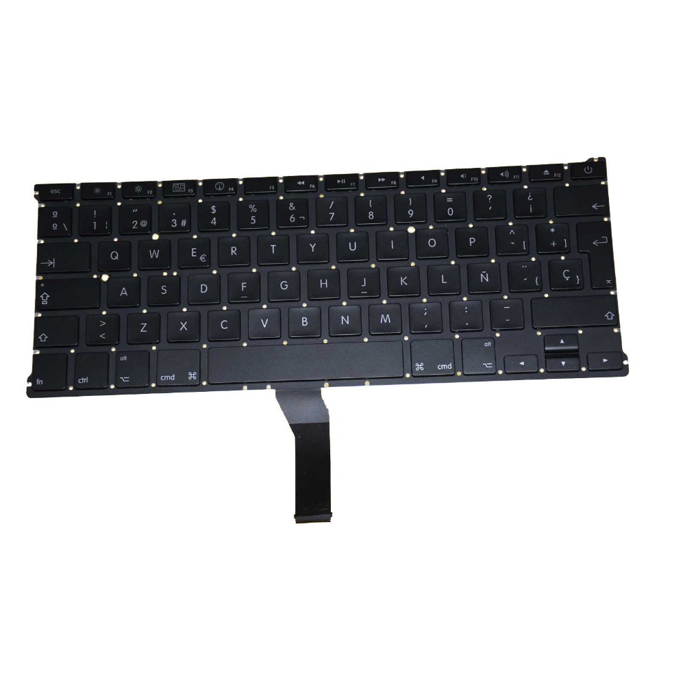 New  Laptop keyboard for Apple Macbook Air 13 A1369 MC503 MC504 2010 SP  layout