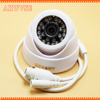 4pcs Lot Wired IR Dome IP Camera Indoor 720P HD CCTV Security Video Network Surveillance IP
