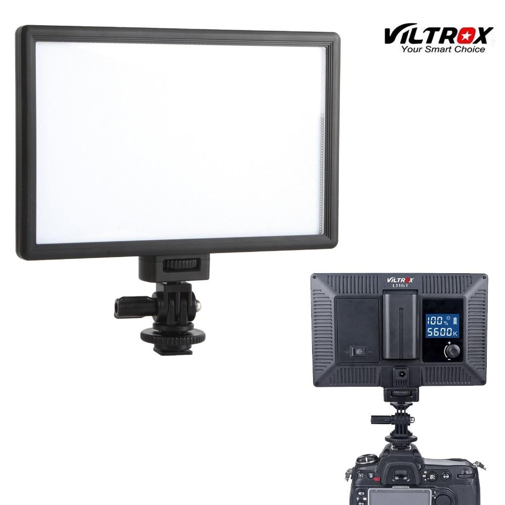 Viltrox L116T LCD-Display zweifarbig und dimmbar schlankes - Kamera und Foto - Foto 2