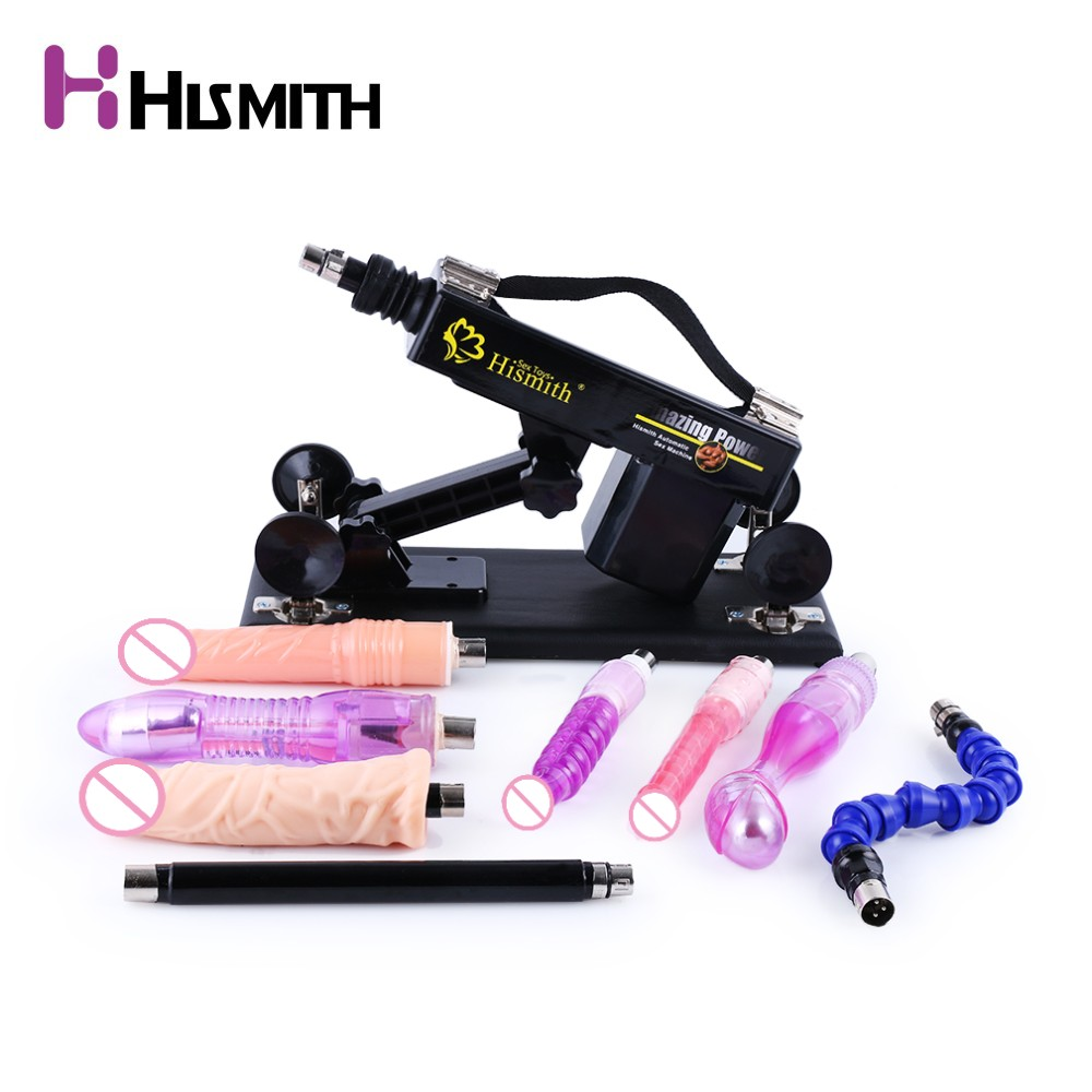 Hismith Vibrator Sex Machine For Women With Dildos Anal -6628