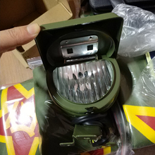 цены M72 front side fog R71 motor R1 green for case motor light CJ-KC750 Ural lamp color For BMW R50 original car side car fog light