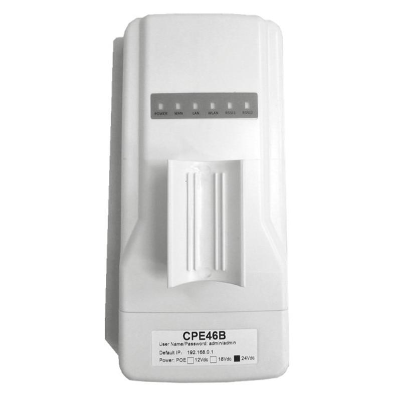 9344 chipsatz WIFI Router WIFI Repeater Lange Bereik 300 Mbps 2.4G1KM ghz Outdoor AP Router CPE AP Brücke Client Router repeater