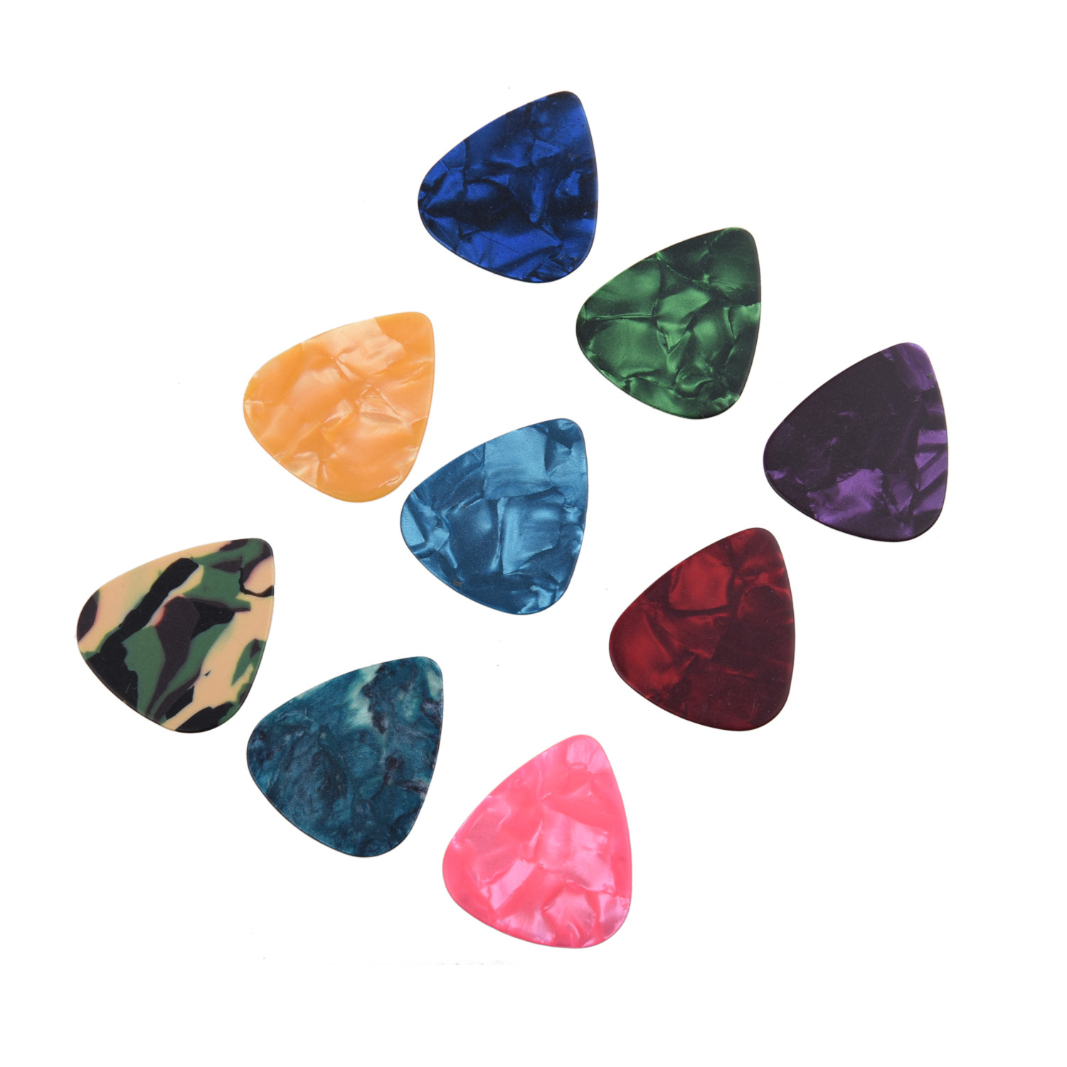 IRIN 30 X Acoustic Electric Guitar Picks Plectrums 0.71mm