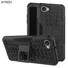 """La sFor Coque LG Q6 Étui Rigide Antichoc En Caoutchouc PC Silicone Téléphone étui pour LG Q6 M700 Housse Pour LG Q6 Q 6 M700 Coquille 5.5 """"XYWZV"""
