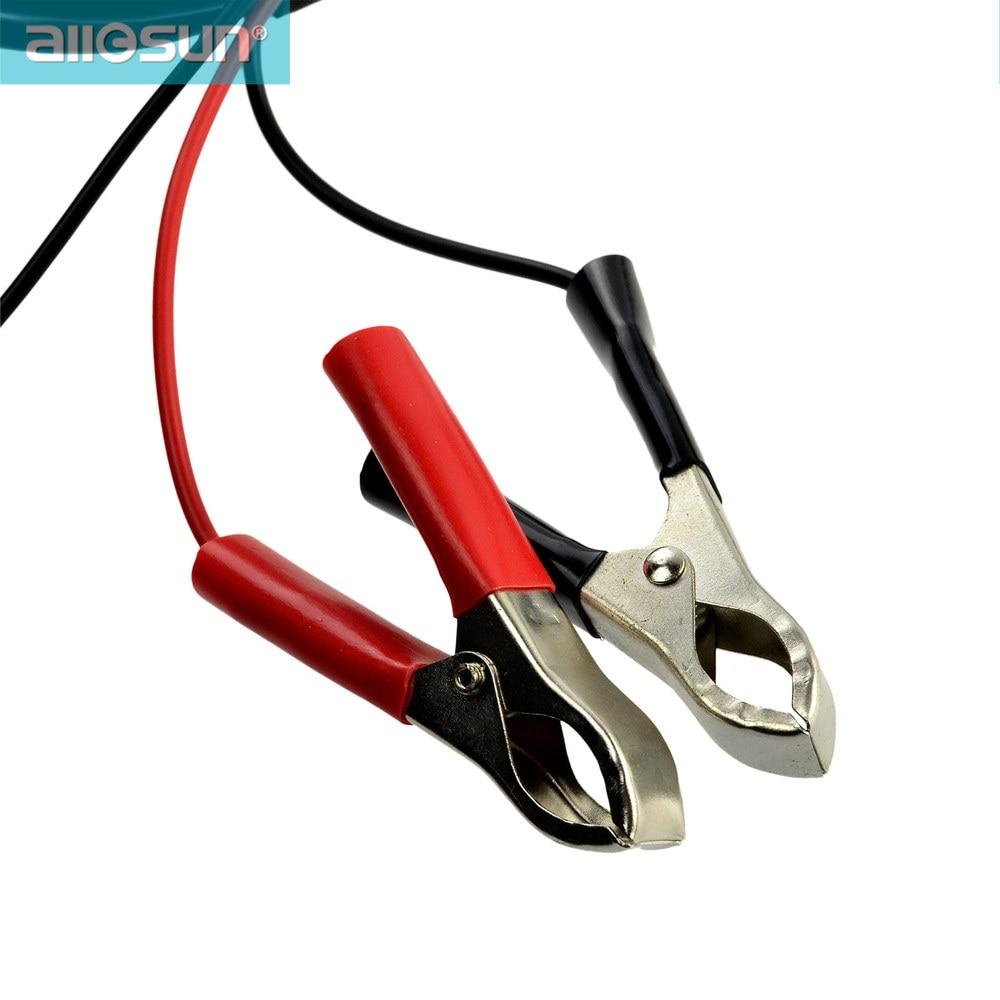 Automobilių grandinių testerių elektros sistemos voltmetras - Matavimo prietaisai - Nuotrauka 4