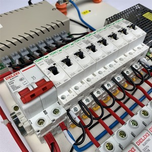 Image 4 - Smart Home Automation Module Controller System Switch Remote Power Circuit Breaker Distribution Box Board 2 3 phase Cabinet