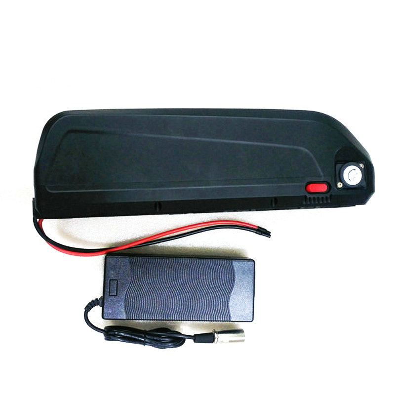 EU US zdarma daňová baterie Ebike s USB 36V48V / 52V Li-ion baterie Ebike pro motor tsdz2 a 8Fun / Bafang BBS02B BBSHD