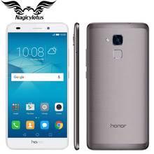 "Original huawei honor 5c kirin 650 octa core 4g lte fdd teléfono móvil 5.2 ""FHD 1080 P 2 GB RAM 16 GB ROM 13.0MP Smartphone de metal"