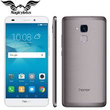 "Original HuaWei Honor 5C Kirin 650 Octa Core 4G FDD LTE Mobile Phone 5.2"" FHD 1080P 2GB RAM 16GB ROM 13.0MP metal Smartphone"