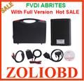 DHL Free 2016 New Arrival FVDI ABRITES Commander FVDI Full Version (Including 18 Software)  FVDI Diagnostic Scanner Top-Rate