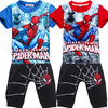 New Children Clothing Sets Spider Man Cartoon Boys Clothes Suits Summer Fashion T Shirt And Shorts