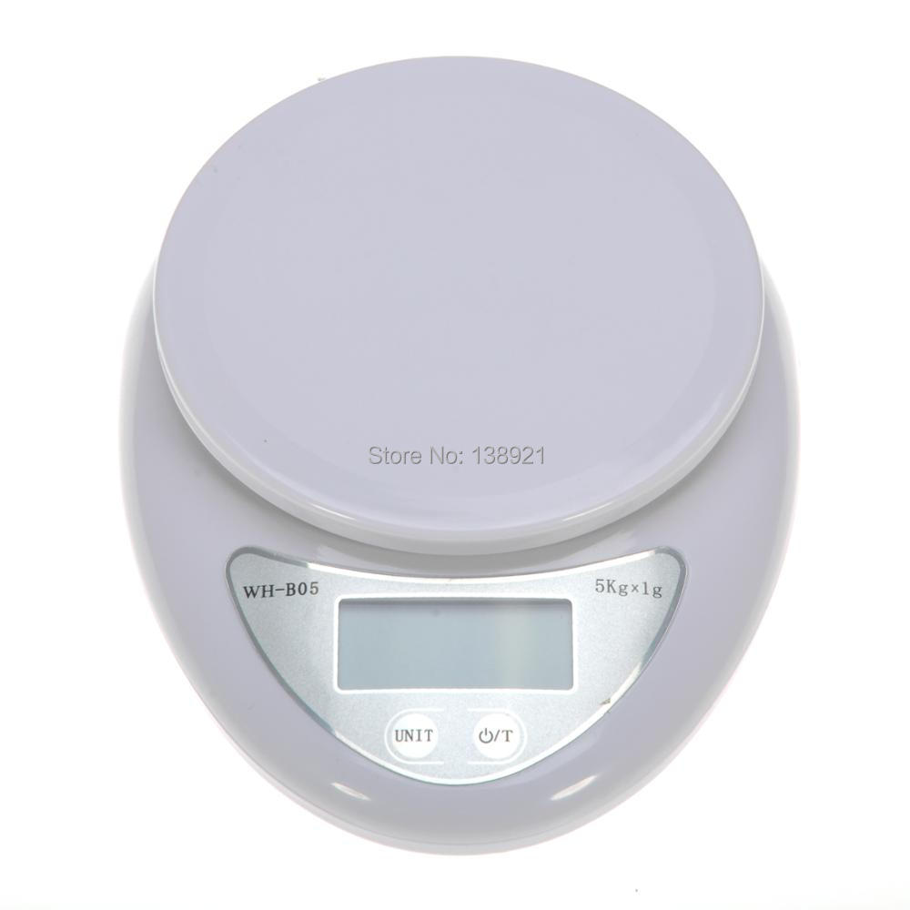 5kg 1g Kitchen Scale Digital Scale LCD Electronic Balance Steelyard Food Scale Battery Powered Measuring Weight5kg 1g Kitchen Scale Digital Scale LCD Electronic Balance Steelyard Food Scale Battery Powered Measuring Weight