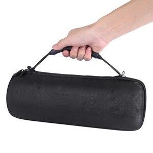 Image 4 - 2 in 1 Hard EVA Tragen Zipper Lagerung Box Tasche + Weiche Silikon Fall Abdeckung Für JBL Pulse 3 Bluetooth lautsprecher Für JBL Pulse3 Spalte