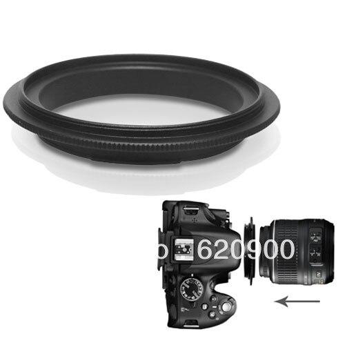 Adaptador filtro Tubus para Nikon Coolpix a a 52mm