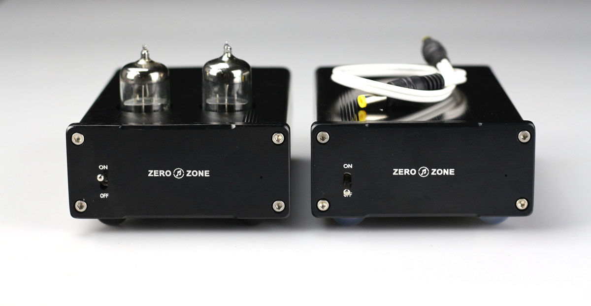 ZEROZONE Hifi MM RIAA Vacuum Tube Turntables Phono Pre-Amp + linear power  supply L5-15