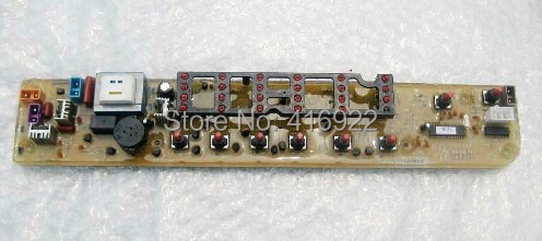 Free shipping 100% tested for Midea washing machine board control board mb60-3026g mb65-3026g motherboard on sale free shipping 100%tested for mitsubishi washing machine board ncxq qs07 2j n qs07 2 control board on sale