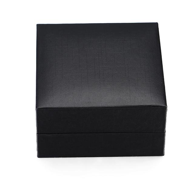 High Jewelry Cufflinks Necktie Box High-end Men's Shirt Cuff Button Tie