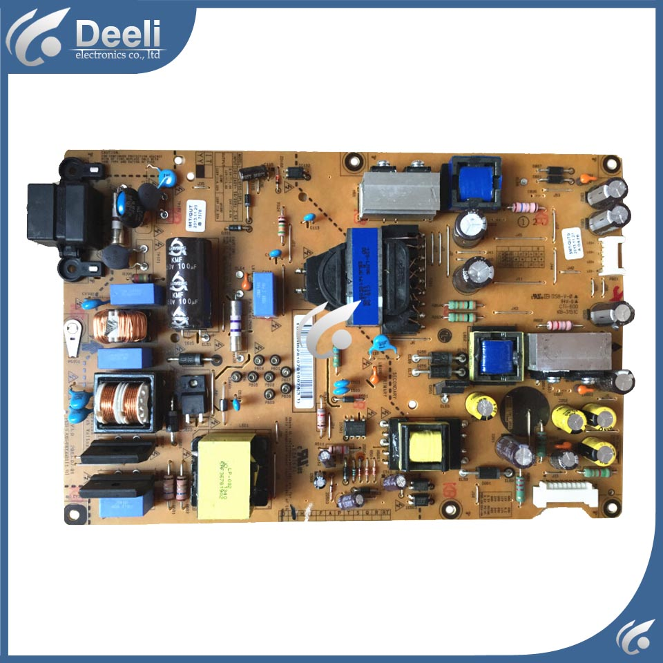 new original for power supply board 55LA6200 55LN5400-CN EAX64905601 LGP55-13PL2 PN:3PCR00111A good Working good working original used for power supply board led50r6680au kip l150e08c2 35018928 34011135
