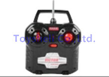 Borong BR6801 spare parts Transmitter remote controller BR 6801 RC Helicopter Accessories