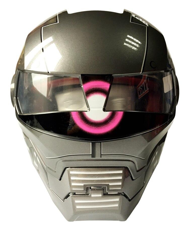 Masei Ironman Motorcycle Full Face Helmet Motorbike Avengers Capacetes Racing Skull Cascos uncanny avengers unity volume 4 red skull