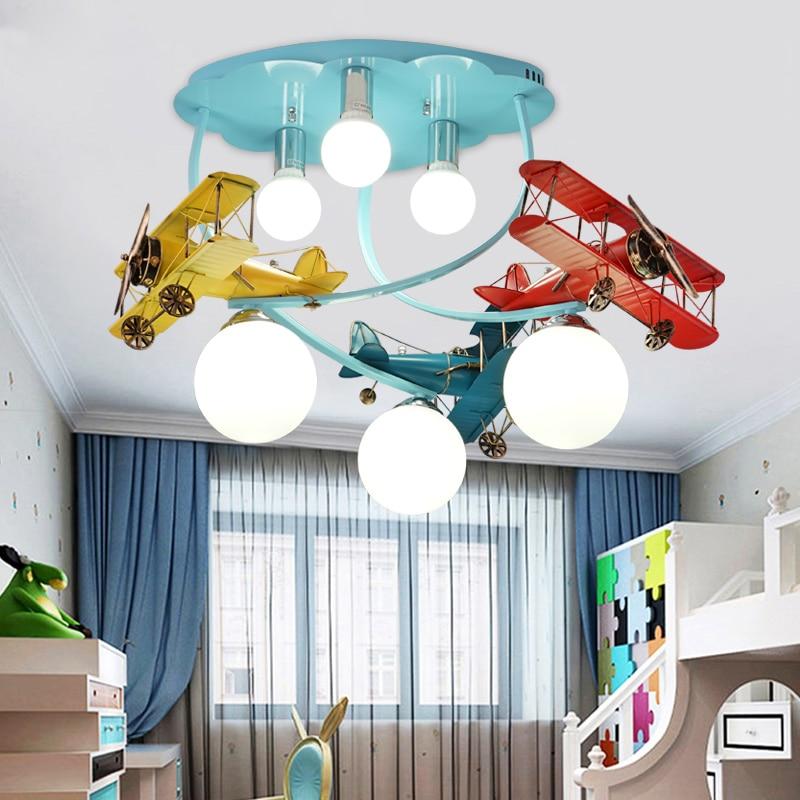 Ceiling Light Creative Led Cartoon