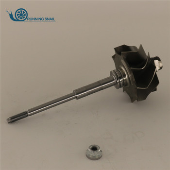 Турбокомпрессор ротор турбины GT2056V 751243 751243-5002S 14411-EB300 для nissan Navara Pathfinder 2,5 DI QW25 (D40)